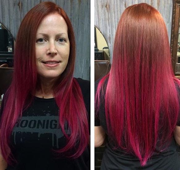 The District Hair Salon | Hair by Lauren